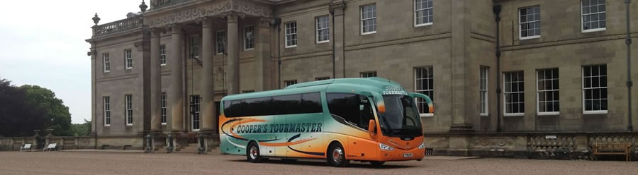 Coopers Tourmaster Private Hire